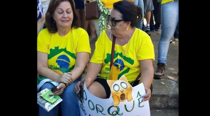 Brazil's ugly democracy