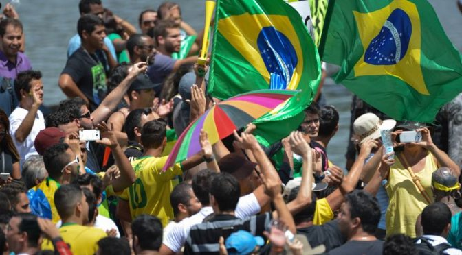 Brazil's not descending into chaos – but obscurantism